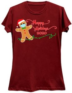2020 Happy Holidays T-Shirt