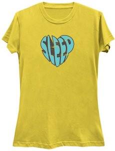 Sleep Heart T-Shirt