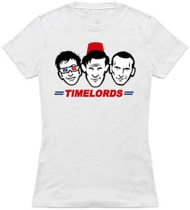 Doctor Who Timelords T-Shirt