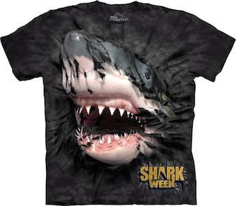 Shark Week Breakthrough T-Shirt