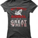 My Spirit Animal is a Great White Shark T-Shirt