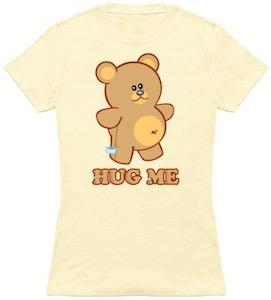 Teddy Bear Hug T-Shirt