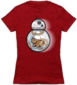 Star Wars How BB-8 Works T-Shirt