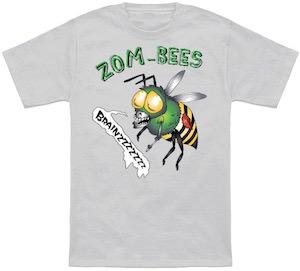 Zom-Bees t-shirt