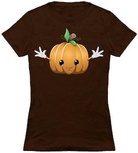 Pumpkin Hug Halloween T-Shirt