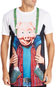 Piggyback Ride Costume T-Shirt