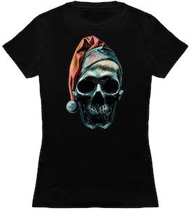 Special Skull Christmas T-Shirt