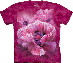 Pink Poppies T-Shirt