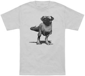 PUGussaurus Rex T-Shirt