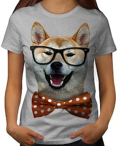 Sharp Looking Dog T-Shirt