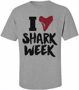 I Heart Shark Week T-Shirt