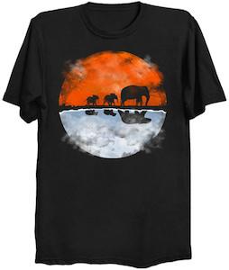 Animals Of The World T-Shirt