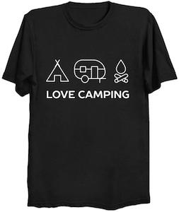 Love Camping T-Shirt