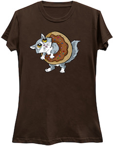 Donut Kitty T-Shirt