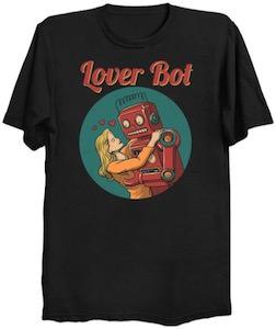 Robot Lover T-Shirt