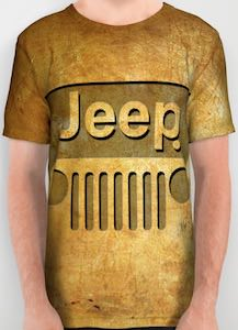 Jeep Logo T-Shirt