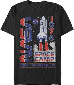 NASA Space Camp T-Shirt