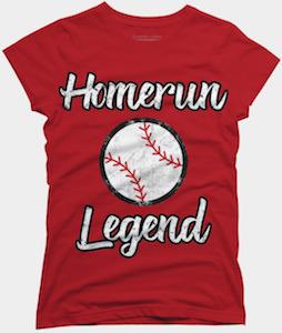 Homerun Legend t-shirt