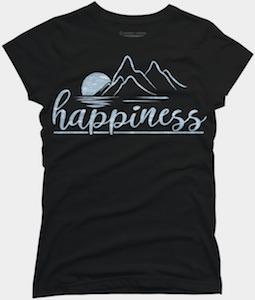 Mountain Happiness T-Shirt