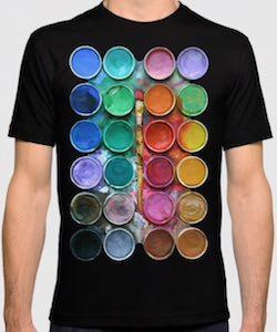 Watercolor Paint T-Shirt
