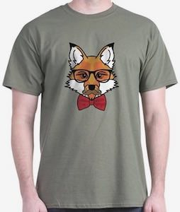 Hip Fox T-Shirt