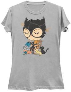 Catwoman Crazy Cat Lady T-Shirt