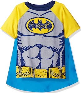 Kids Batman Costume T-Shirt