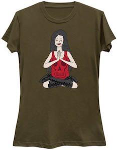 Relaxing Yoga T-Shirt