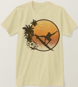 Summer Surfer T-Shirt