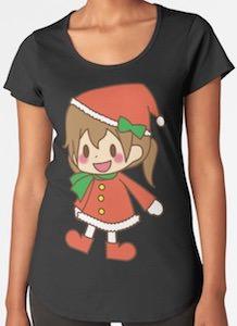 Christmas Girl T-Shirt