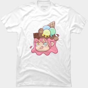 Ice Cream Girl T-Shirt