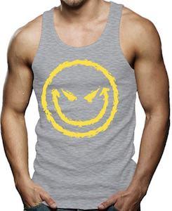 Evil Smile Tank Top