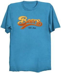 Beers Logo T-Shirt