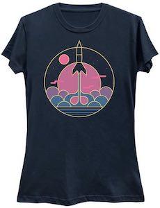 Leaving Earth T-Shirt