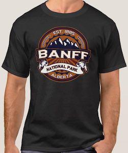 Banff Crest T-Shirt