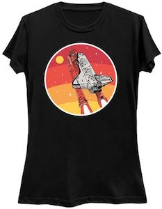 The Space Shuttle Ready For Space T-Shirt