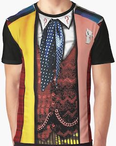 Doctor Who Costume T-Shirt